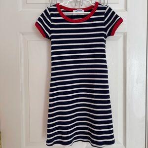 *Final*Old Navy Girls Dress Striped size: S (6-7)